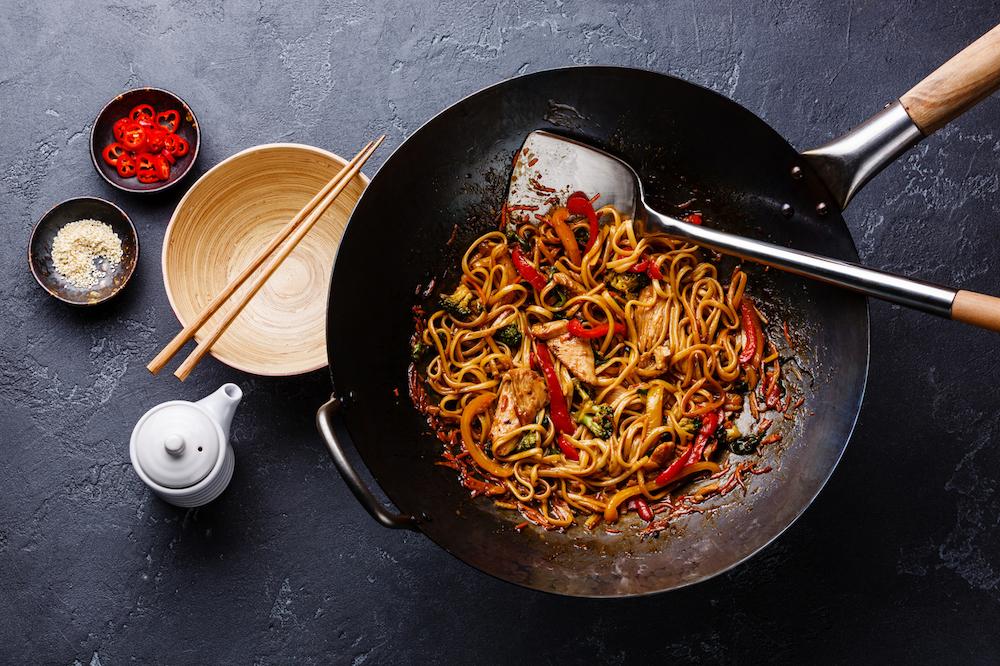 Что такое лапша WOK, что нужно знать о популярном и вкусном блюде