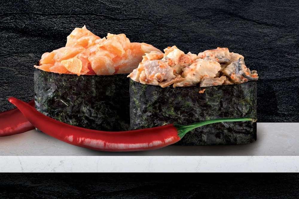 Что такое гунканы в японской кухне