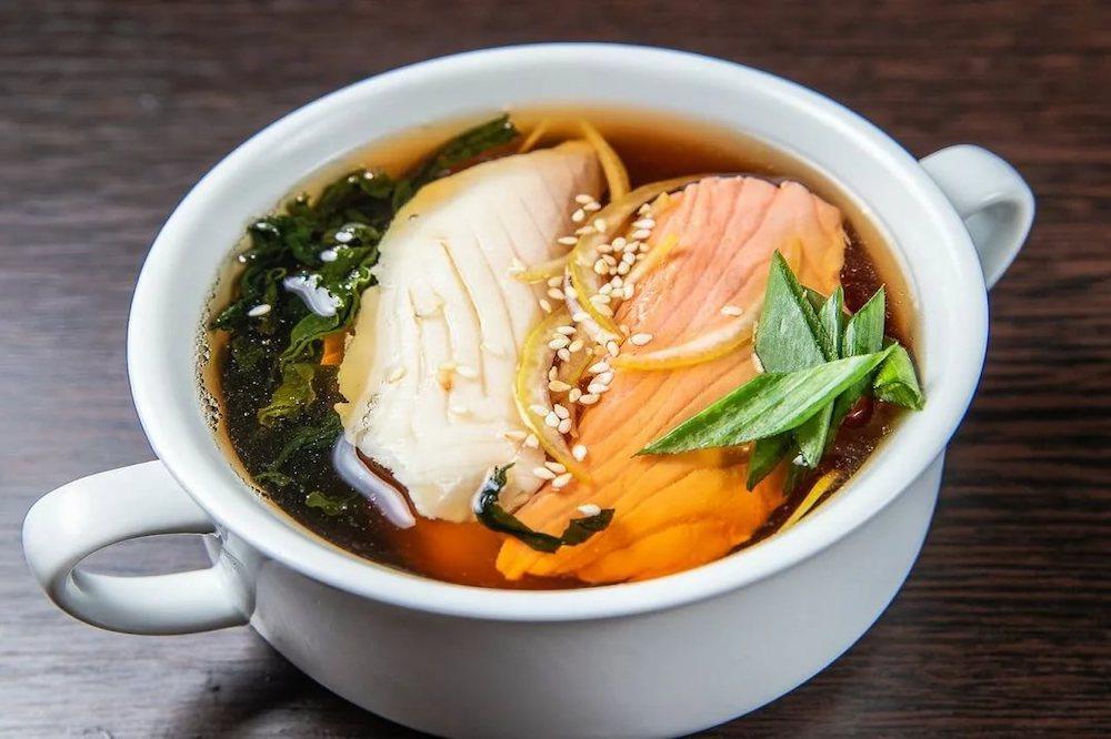 Суп Суимоно: состав и рецепт