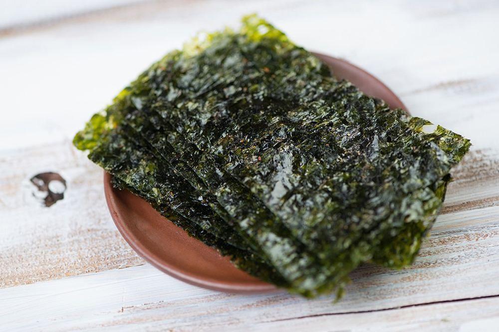 История водорослей нори
