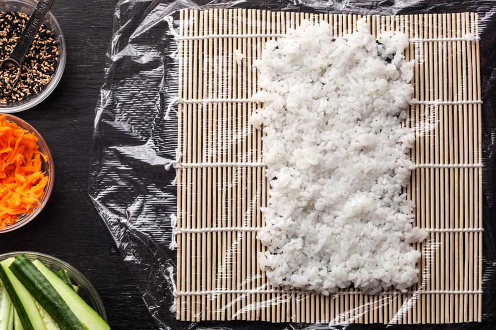 Какой рис нужен для роллов