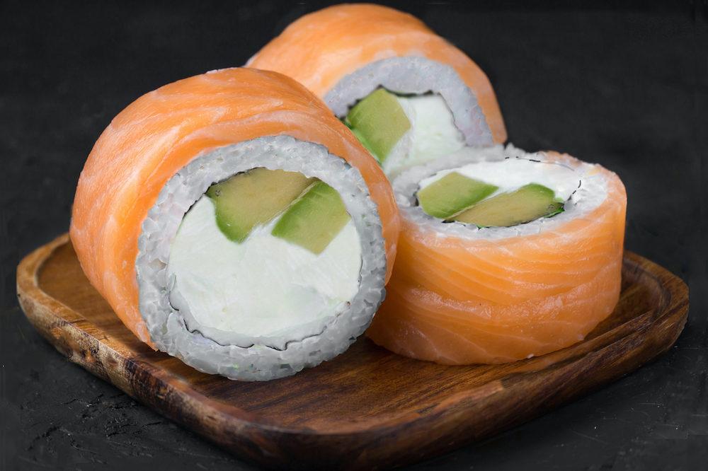 Лучшие сыры для суши