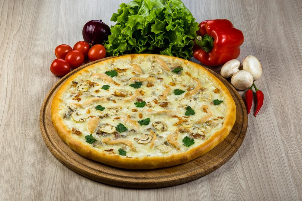 ТОП-7 необычных видов пиццы