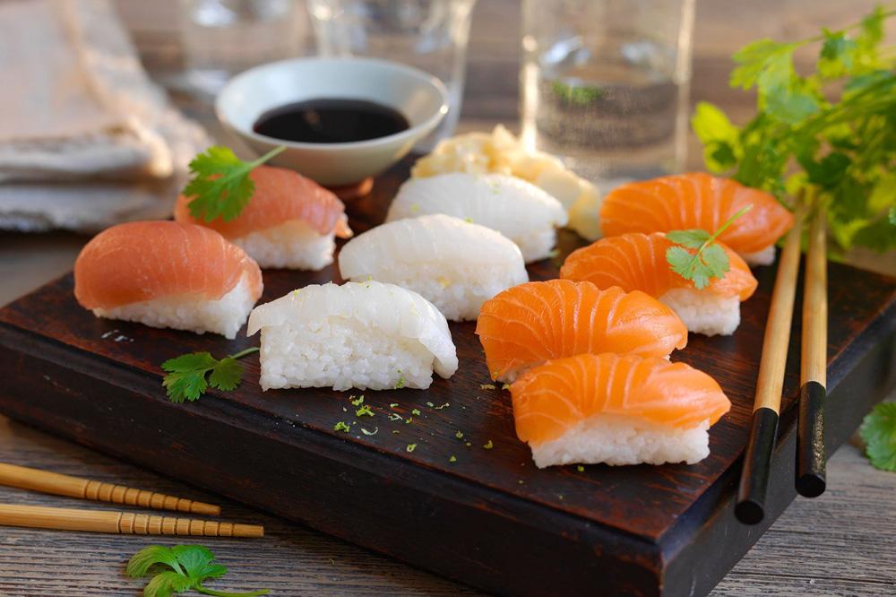 В чем разница между суши, сашими, нигири