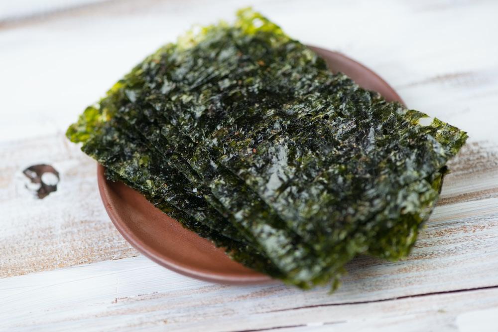 Водоросли – незаменимый ингредиент японской кухни